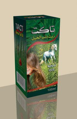 Масло за коса полски хвощ (Equisetum arvense L)